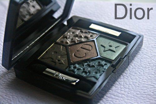 Dior Mystic Metallics 5 Couleurs Eyeshadow Palette in Bonne Etoile Limited Edition dior 5 couleurs mystic metallics 384. Bonne Etoile. Limited Edition.