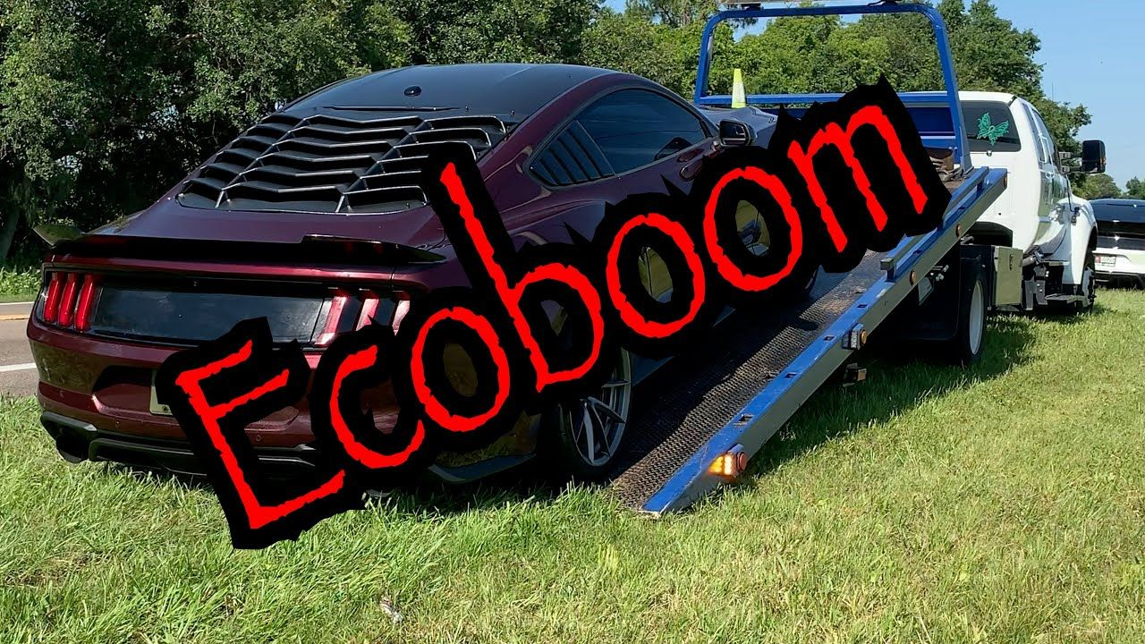 Ecoboom What Now After I Blow Up My 2018 Mustang Ecoboost Engine