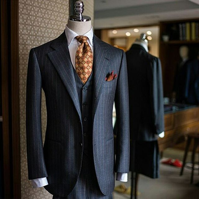 My Dapper Self — What's your favorite piece of this ensemble? Suit,...