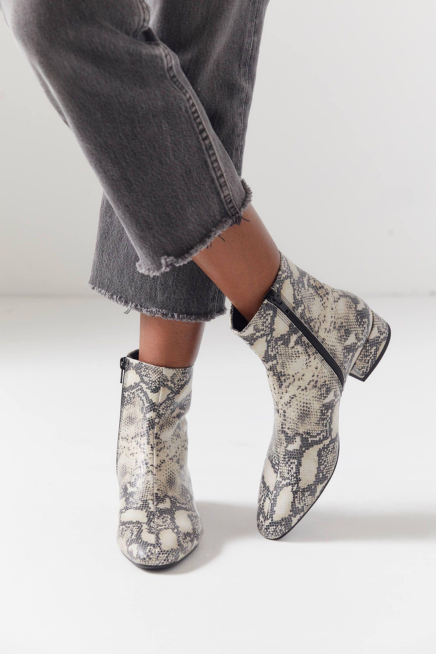 4addc7e6a75 Vagabond Shoemakers Joyce Snake Boot