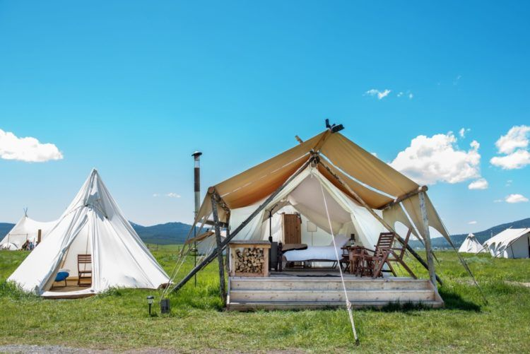 Best Glamping Holidays Resorts in America for Luxury ...