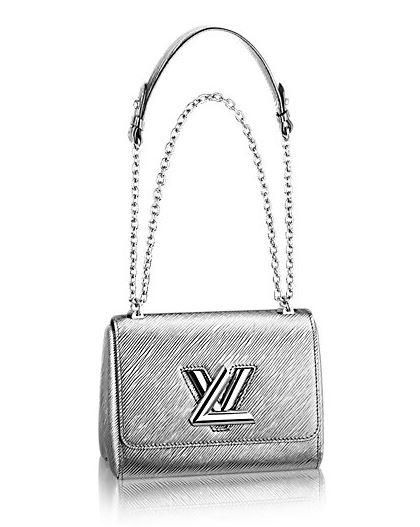 5cb66b701a0d Twist PM - Silver in 2019 | B U Y | Silver bags, Louis vuitton, Bags