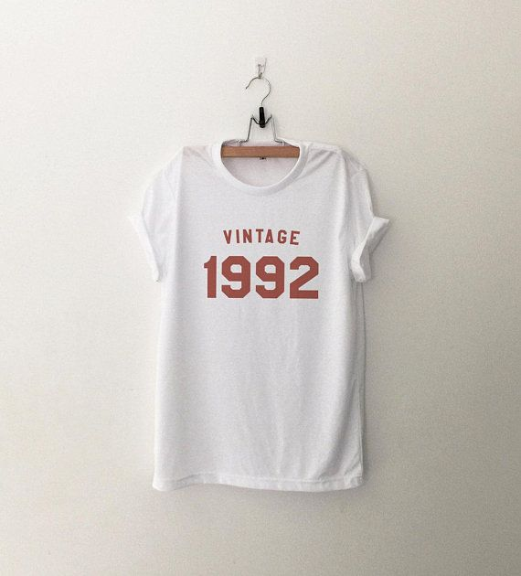 26th Birthday Shirts For Women Graphic Tee Girlfriend Gifts Her 90s Clothing T 1