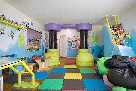 This is a PLAY ROOM
