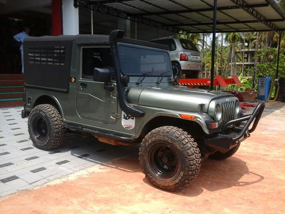 Plati Alloys Federal Tyres In Thar By Plati Concept Kerala