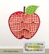 ruffled apple