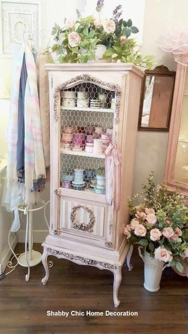 Photo of Shabby Chic Kitchen Decoration Ideas