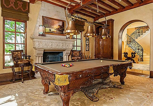 Search Dallas Texas Real Estate With Our Advanced Search Billiard Room Billiards Pool Table Room