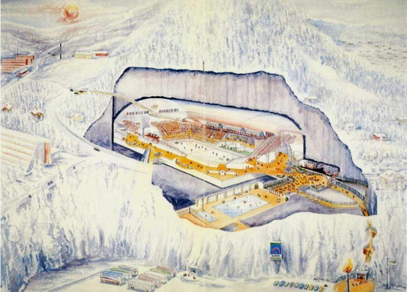 Gjøvik Olympiske Fjellhal