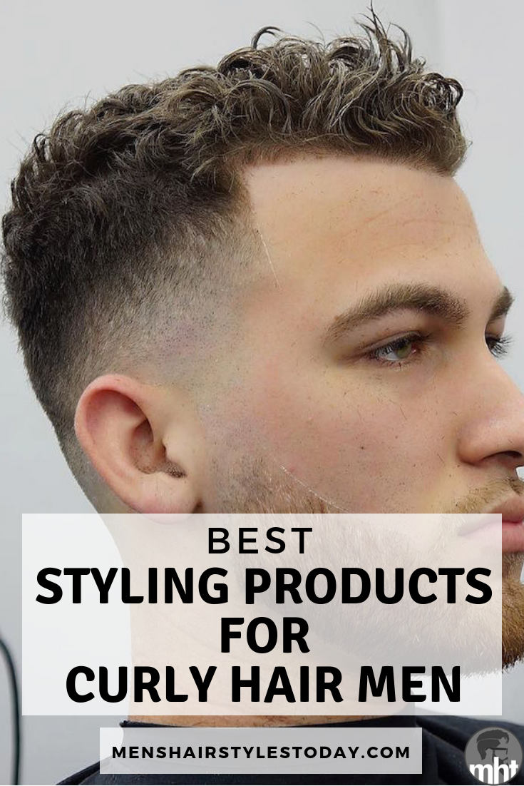 Best Pomade For Curly Hair 2021 Buying Guide Curly Hair Styles Curly Hair Men Hair Waves