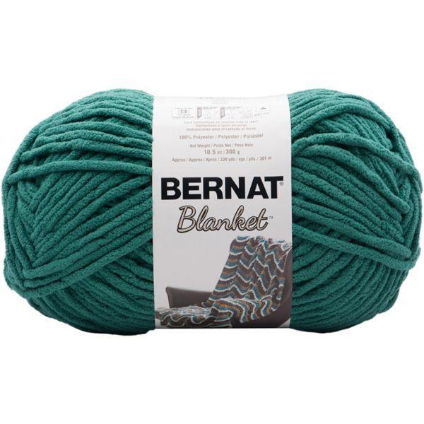 Photo of Bernat Blanket Big Ball Garn – Malachit-Küsten-Kollektion