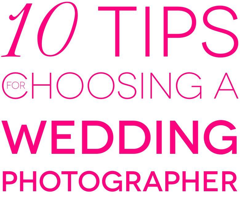 Apw Basics Choosing A Wedding Photographer Practical