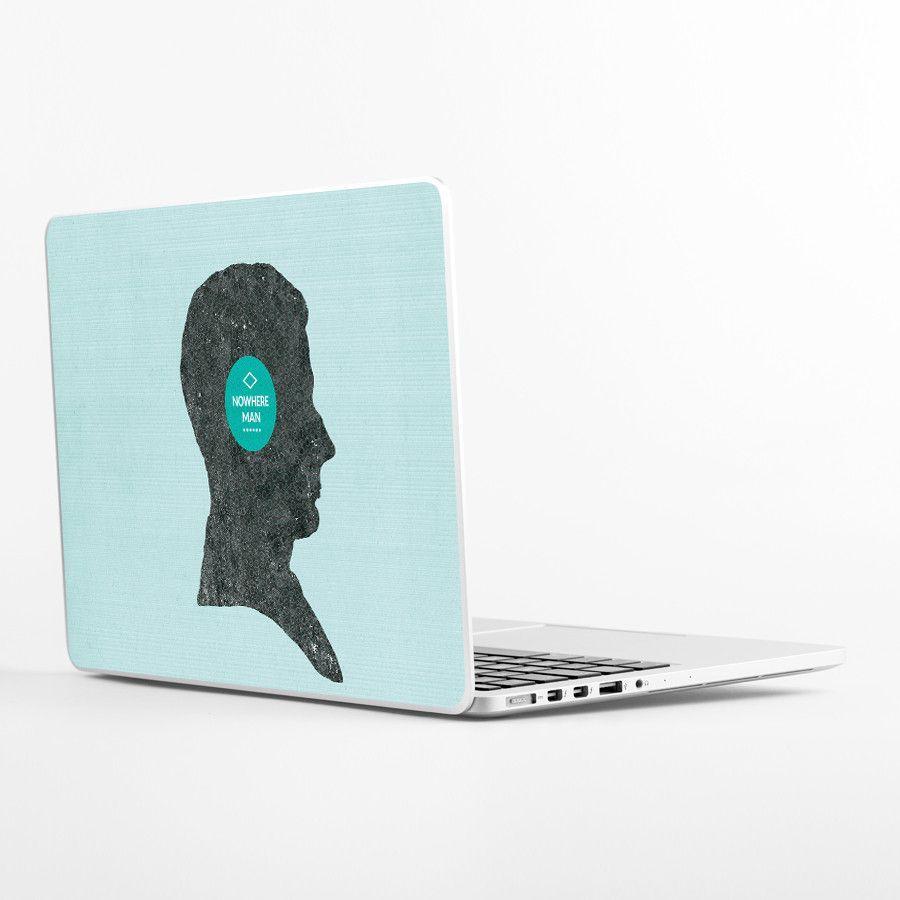 Nowhere Man Laptop Skin