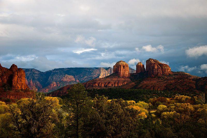 Red Rock State Park, located near Sedona, Arizona,