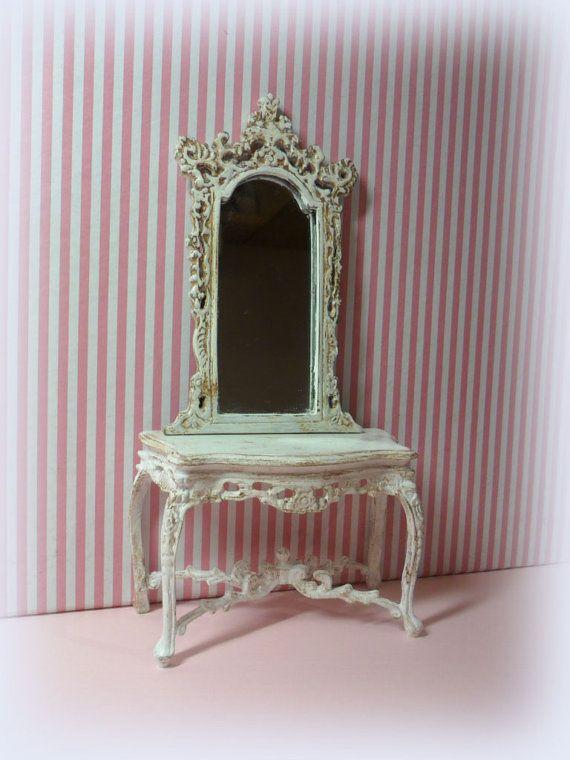 Locker with mirror  -  Taquillon con espejo