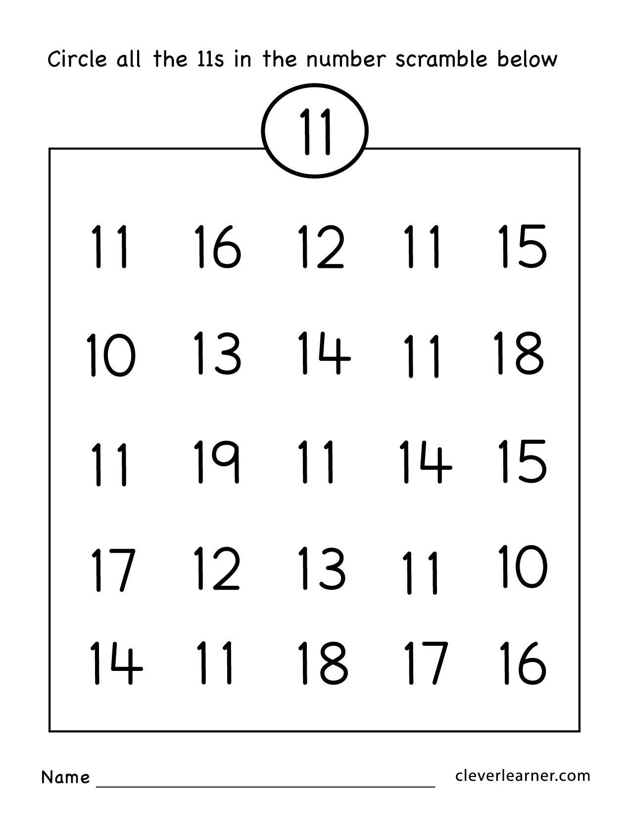 Ordinal Numbers Worksheets For Nursery Best Number