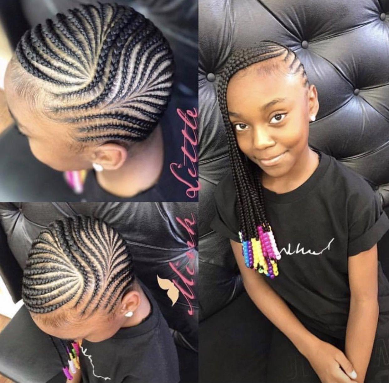 Cornrows kid hair styles pinterest cornrows kid hairstyles