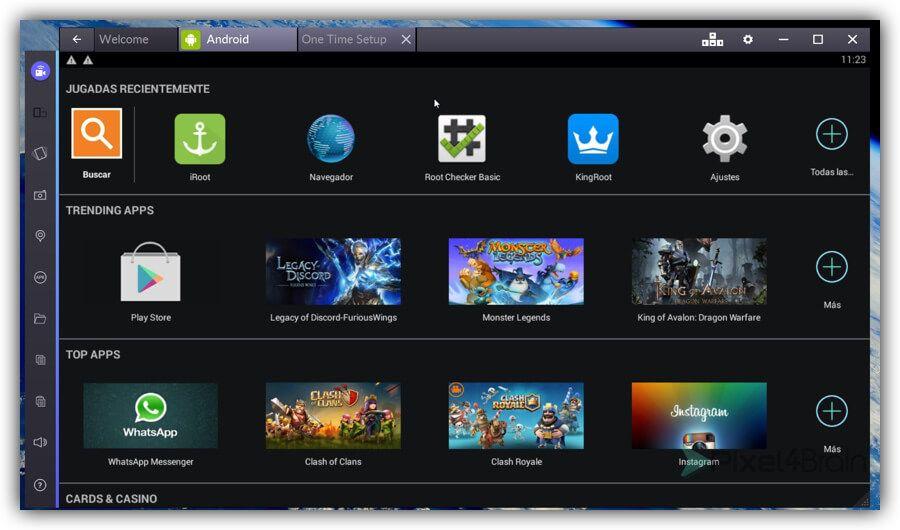 Top15 Mejores Emuladores Android Pc 2017 Guia De Instalacion Emulador Android Linux