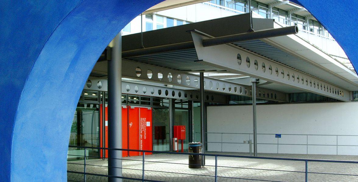 Hochschule der Medien Stuttgart BadenWürttemberg (mit