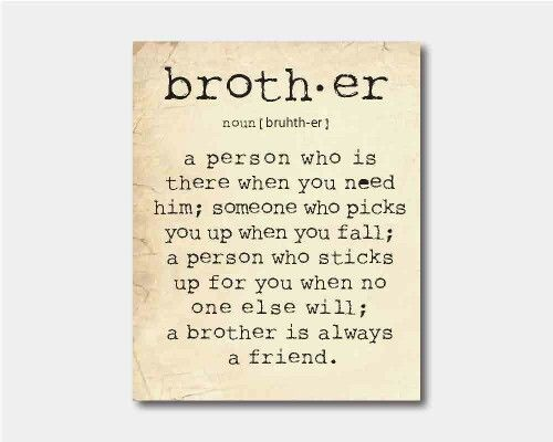 Thank You For Teaching Me What Having A Brother Is Like You Are A Blessing To Me And A Beautiful Brother Quotes Happy Birthday Brother Quotes Sister Quotes