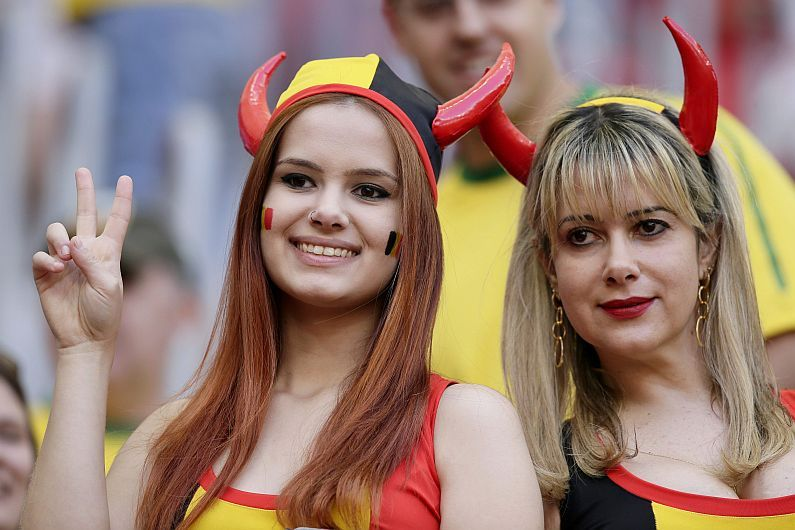 Mundial Brasil 2014............... Partido de Cuartos de Final... Argentina 1 Belgica 0 ... gol de Gonzalo Higuain #9 a los 8' ... 1 de julio de 2014 en el Estadio Nacional de Brasilia. Brasilia.