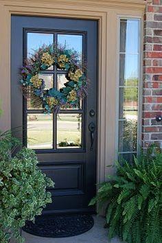 I LOVE this front door. | Curb Appeal | Pinterest | Front doors ...