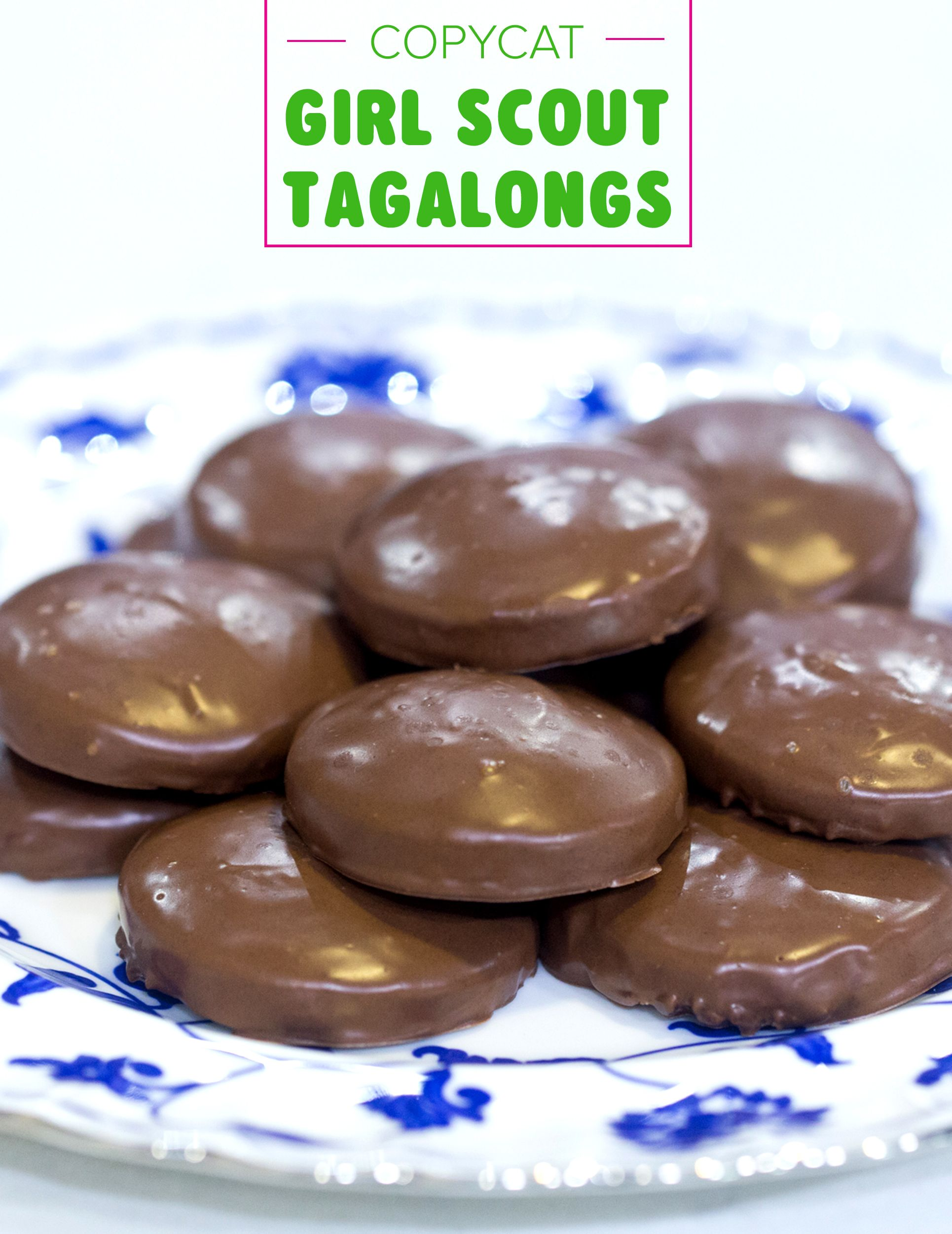 Girl Scout Cookies On Demand Siri Daly Makes Tagalongs Samoas