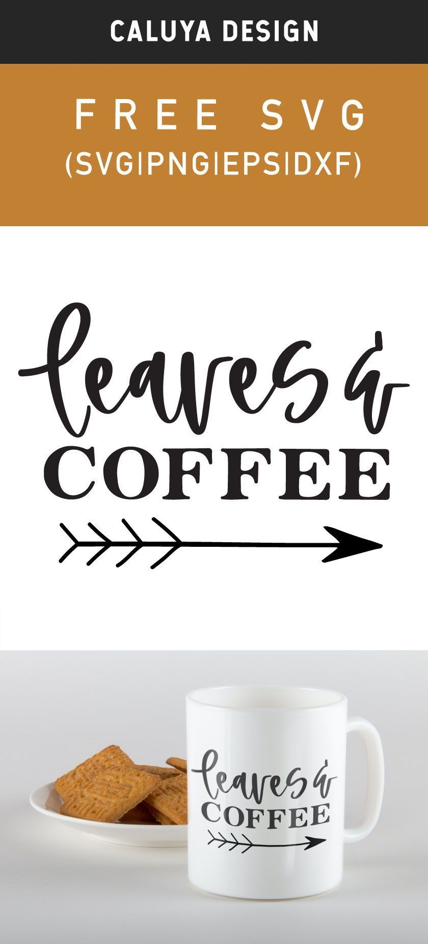 Download Coffee Cup Svg Png Eps And Dxf Cutting File For Silhouette And Cricut SVG