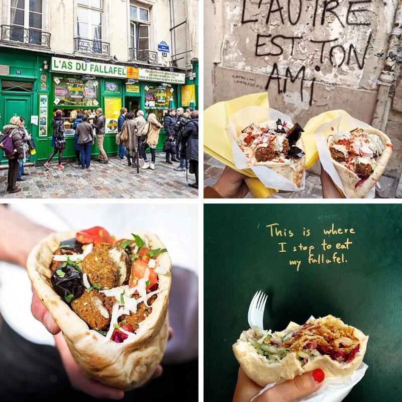 40 Lugares Para Comer Barato En Paris Lugares Para Comer Donde Comer En Paris París