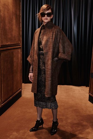 Sfilata Max Mara New York - Pre-Collezioni Autunno-Inverno 2016-17 - Vogue 1d1681db6a8