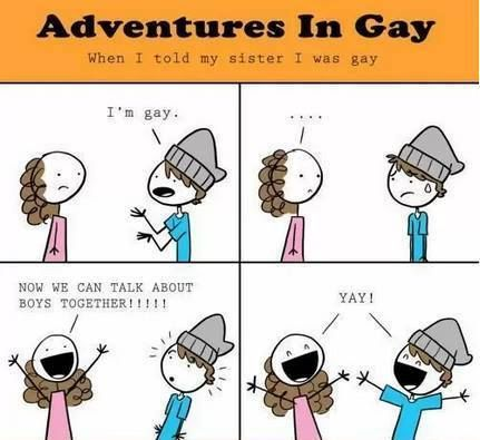 Adventures in Gay ! :D ------- Click here to support LGBT Community!