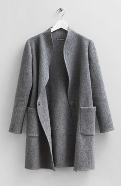 unlined wool jacket - Google Search | WW16 collection | Pinterest