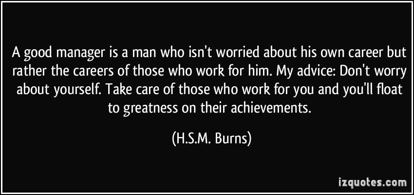 Inspirational Quote Of The Day H S M Burns Inspirational Words Inspirational Quotes Inspirational Words Quotes
