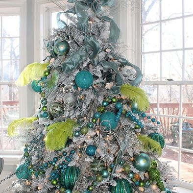 Christmas Tree Ribbon Design, Pictures, Remodel, Decor and Ideas - page 3