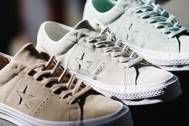 f3dc1c383750 Converse One Star Pastel Suede  sneakers  sneakernews  StreetStyle  Kicks   adidas  nike  vans  newbalance  puma  ADIDAS  ASICS  CONVERSE  DIADORA   REEBOK   ...