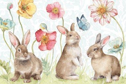 Lisa Audit Spring Softies Bunnies I Spring+Softies