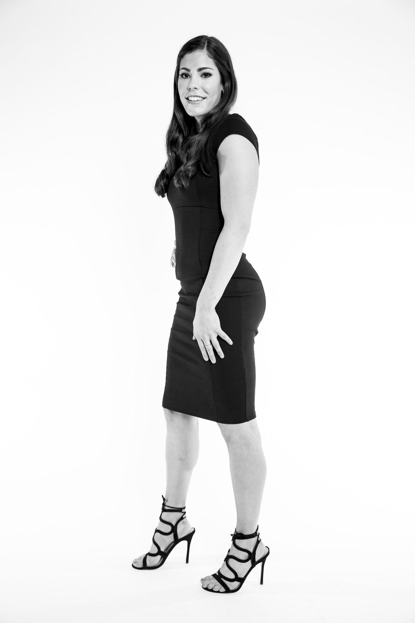 WNBA 2017 Draft Class | Wnba, Little black dress |Plum Basketball Dress