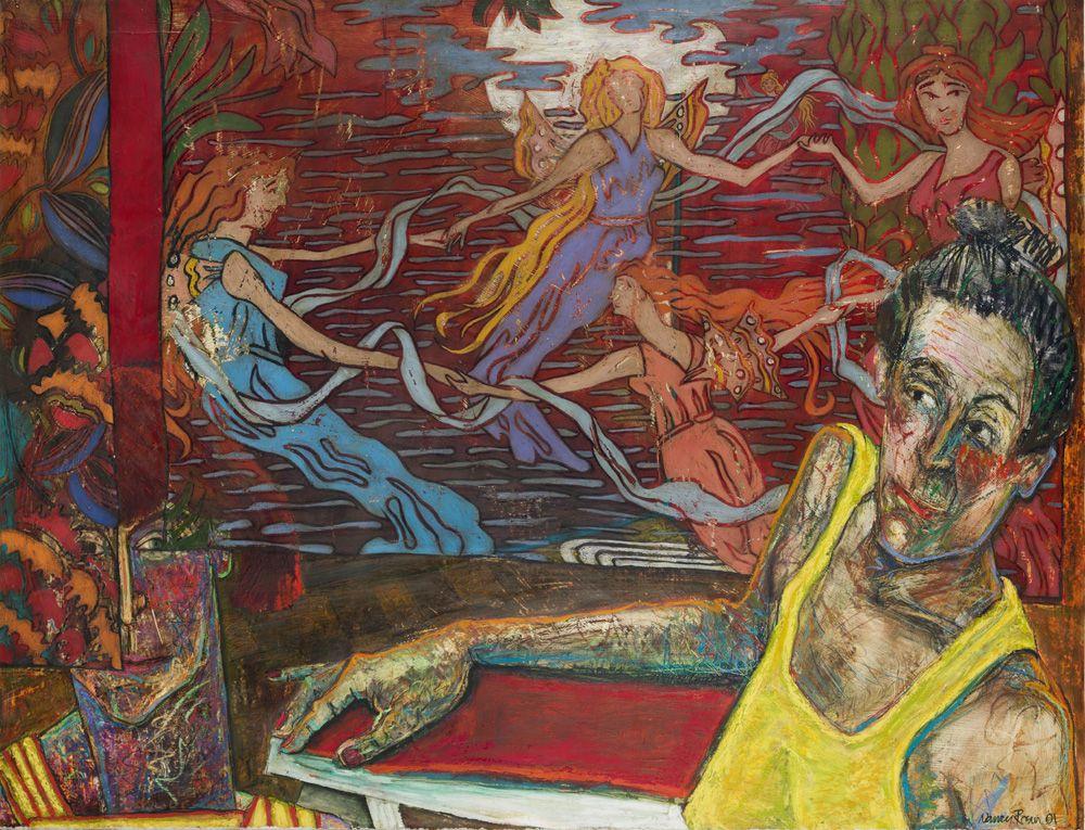 Grace And Frankie Netflix Show Artist Nancy Rosen Artist Grace Art Chicago Artists