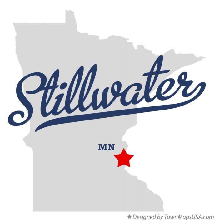 Map Of Stillwater Minnesota Mn Maplewood Maplewood Minnesota