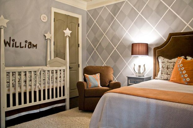 Argyle nursery nursery designed by lucy and company - Interior design firms in charlotte nc ...