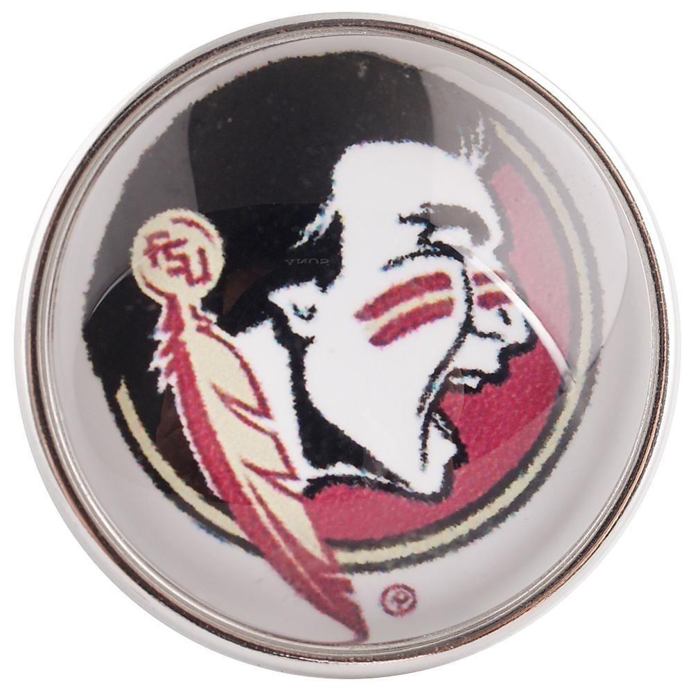 #37460 - Snap Jewelry - Snap - Florida State Seminoles