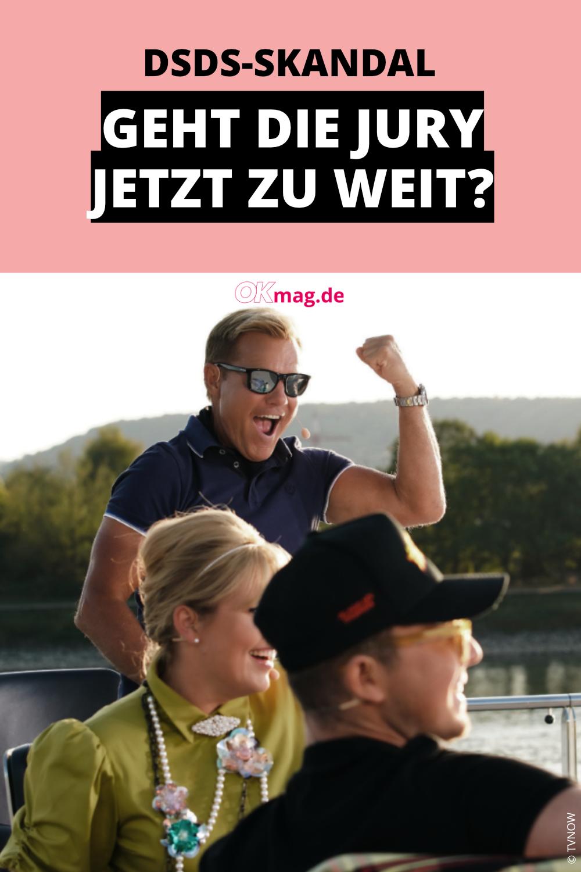Dsds Skandal Gehen Die Juroren Jetzt Zu Weit In 2021 Dsds Skandal Dieter Bohlen