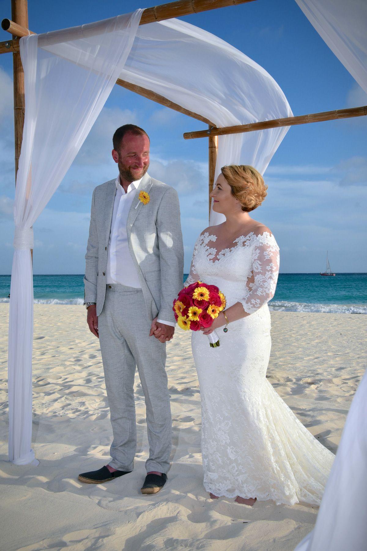 Pin by Divi & Tamarijn Aruba All Inclusives on Wedding