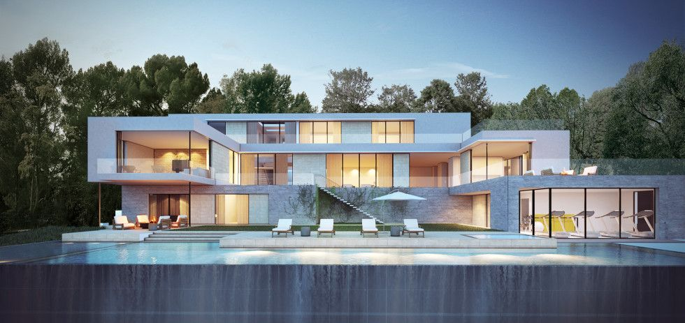 AuBergewohnlich Quinn Architects   Angelo Residence In LA