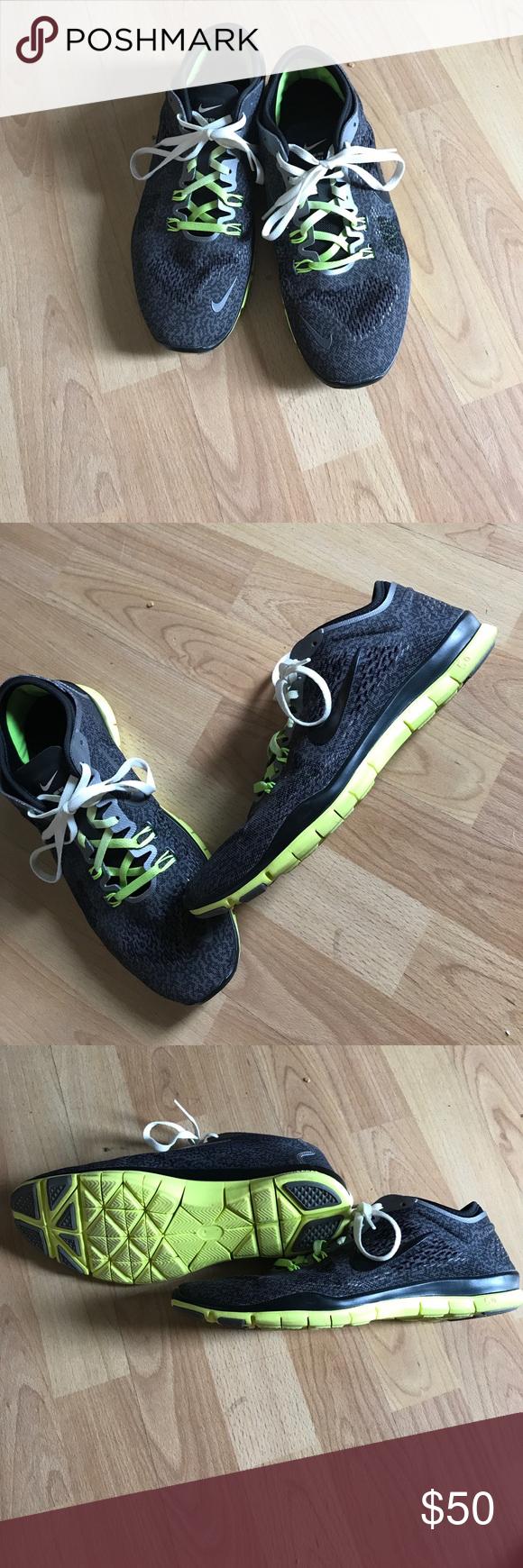 nike scarpe nike, scarpe da corsa e verde neon
