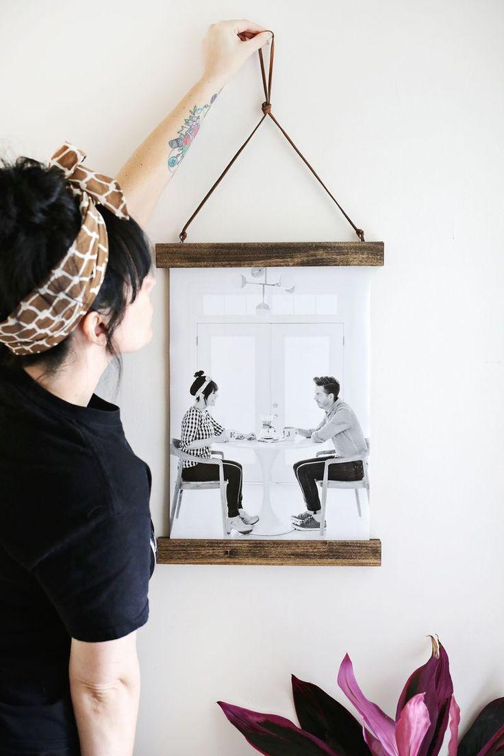 The 15 Best Tutorials For Diy Frames Frame Inspirations