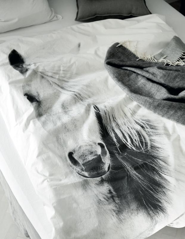 By Nord Interiors Horse Bedding Duvet Bedding Og Horse Quilt