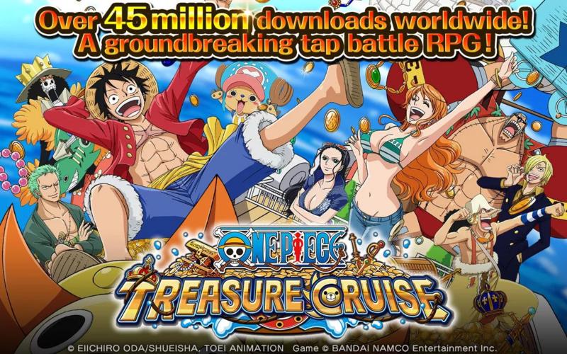 One Piece Treasure Cruise v5.1.1 [Mods] Apk Mod Data http