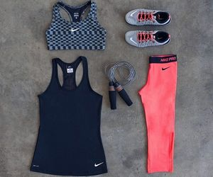 Exercise outfit via weheartit.com