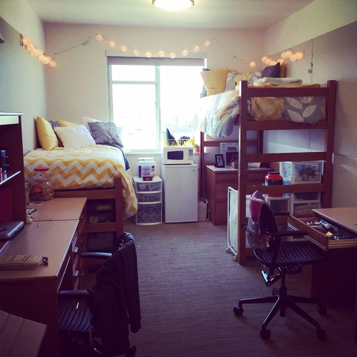 My Actual Dorm In UC Davis ! Part 4